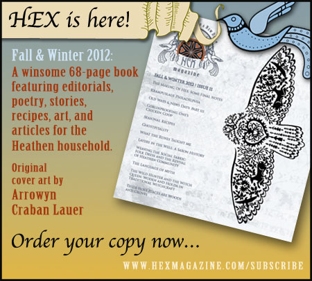 Subscribe to Hex Magazine